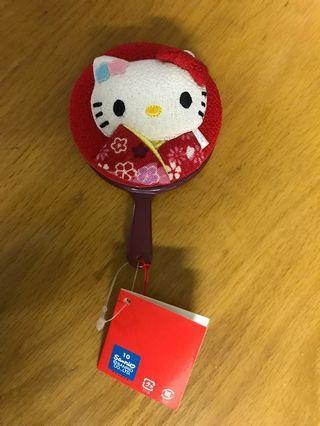 Hello kitty 鏡子