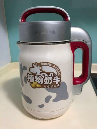 Soya milk maker 九阳豆浆机