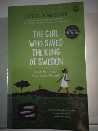 The girl who saved the king of sweeden