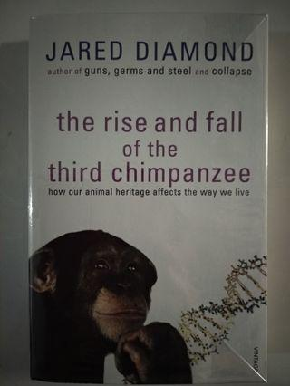 The rise and fall or the third chimpanzee