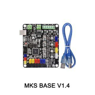 MKS-BASE V1.4 Plate Controller Board for 3D Printer Ramps 1.4