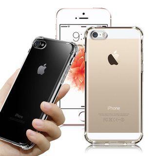 🚚 B29 iphone5/5s/5c軍規5D防摔手機殼 軟殼 空壓殼