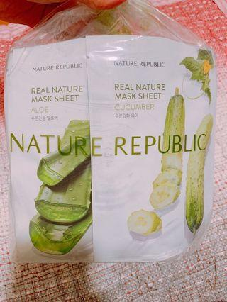 Nature Republic, Face Mask