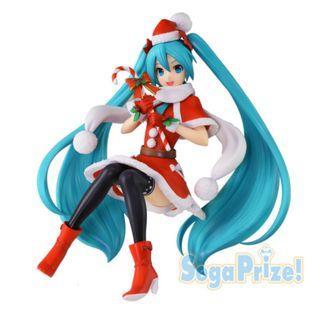 Hatsune Miku Vocaloid Christmas Xmas 2018 Figurine Action Figure Collectibles #cherasLM
