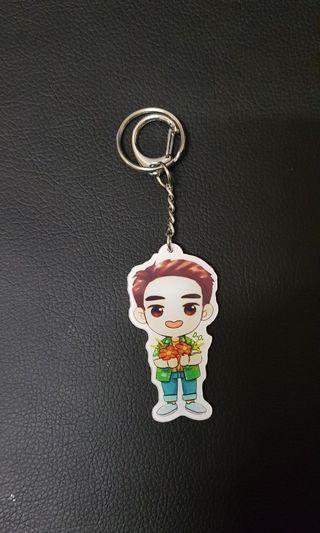 EXO D.O Keychain