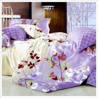 香榭麗 雙人 四件式 純棉 涼被床包組