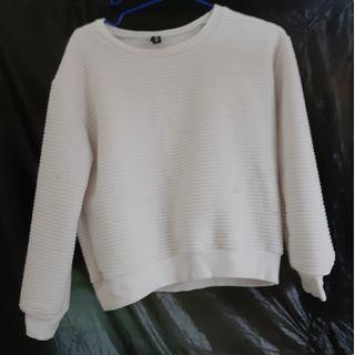 短版棉質衣