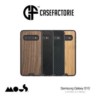 Mous Limitless 2.0 Case for Samsung Galaxy S10