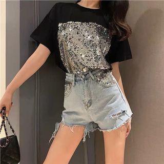 T shirt & S M L shorts
