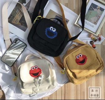 adorable sesame street bags