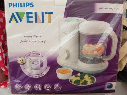 🚚 Philips Avent 2 in 1 Healthy Baby Good Maker