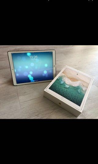 APPLE 銀色 iPad Pro 12.9 二代 64G 保固至八月 約近全新 WIFI 刷卡分期零利率