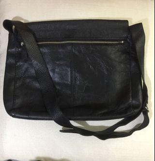 High Quality Genuine Leather Sling Bag