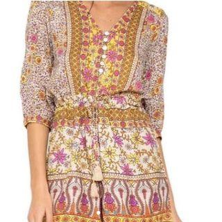 Spell and the Gypsy playsuit- RARE