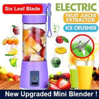 FAST DELIVERY!! Portable Blender Bottle / Shaker Bottle / Sports Bottle / Gym Bottle / Water Bottle / Blender / Juicer