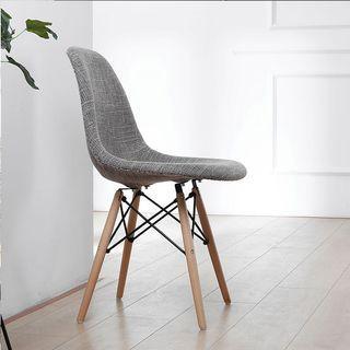 Eames chair/Dining chair/Study chair/Cloth/G