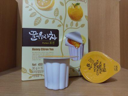 🚚 濃縮柚子茶
