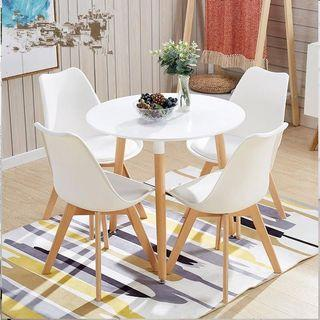 Table/Dining table set/Eames table set/Coffee table set/