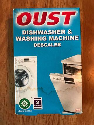 Oust Dishwasher & Washing Machine Descaler