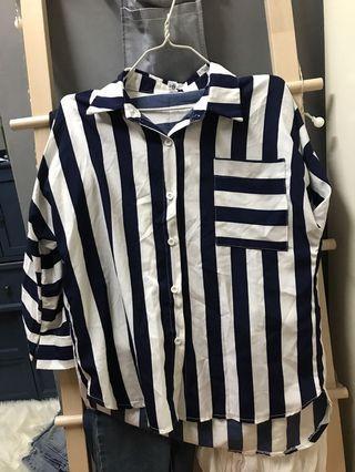 直間上衣shirt