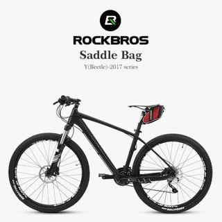 🚚 Rockbros Saddle bag