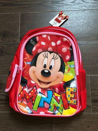 BNWT Disney Minnie Mouse Backpack