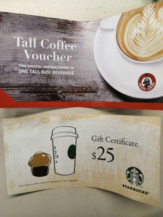 Starbucks Coupon+ Pacific Coupon