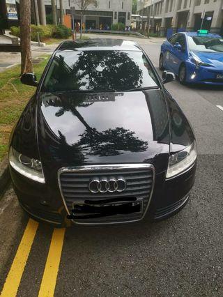 Audi A6 2.0T 2009 🇸🇬