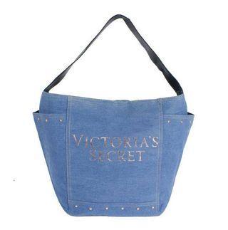 Victoria's Secret Denim Bag
