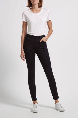 SABA Mid Rise Skim Jeans 26