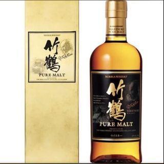 日本威士忌 竹鶴NAS $480