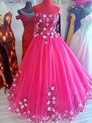 Ball Gown (made to order)