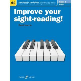 IMPROVE YOUR SIGHT-READING! PIANO GRADE 1 (WITH ONLINE AUDIO)