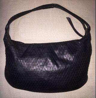 Genuine Leather HOBO Shoulder Bag