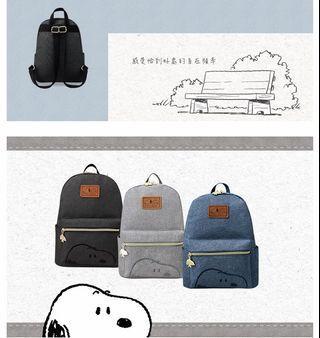 台灣Snoopy書包💕賣哂就無 唔再翻貨