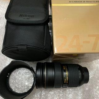 NIKON 24-70MM F2.8 G (水)