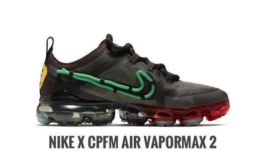 🔥🔥Nike Air Vapormax X CPFM