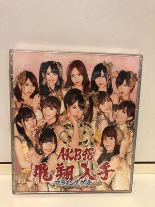 AKB48 フライングゲット 連照片