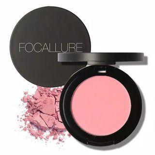 Focallure Blush On Face Powder Mineral Pigment 11 Warna Blusher Untuk Lebaran