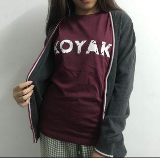 """Local brand tshirt """"KOYAK"""""""