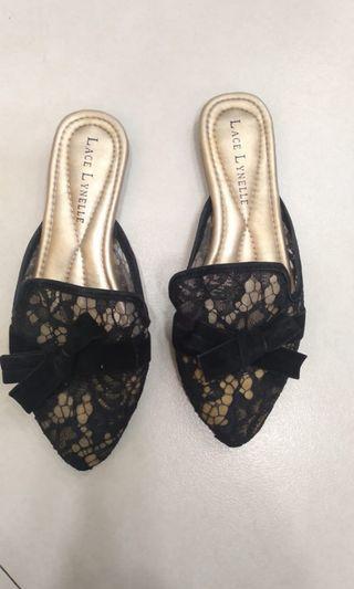 Sandal Selop Lace