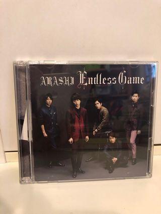 嵐 ARASHI Endless Game 初回限定加通常盤