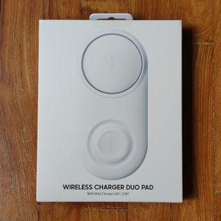 BNIB Samsung Wireless Charger Duo Pad