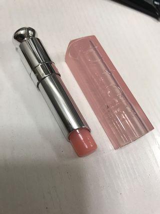 Dior lipstick  lip balm