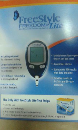 diabetic test tool