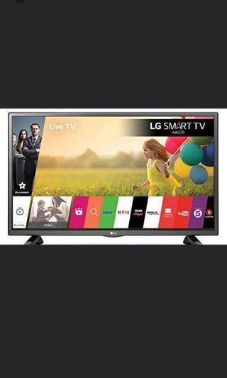 """🚚 *BNIB* LG 43"""" LM5700 Smart AI FHD TV *Read info*"""