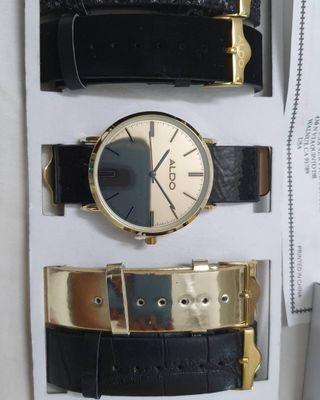 New authentic Aldo watch