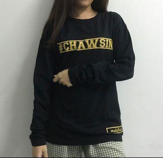 Local brand long sleeve tshirt