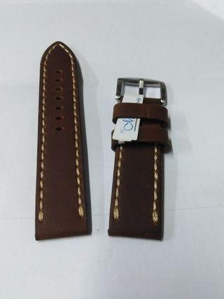 Fossil compatible watch strap.