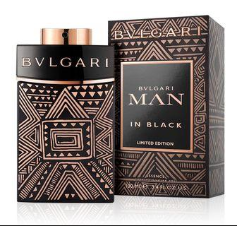 Bvlgari Men In Black Essence